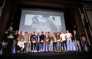 Les champions de la Fédération Française de Motocyclisme