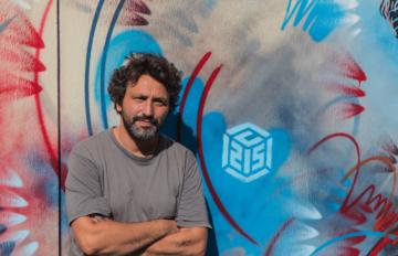 Christian Guémy ou le street artiste C215