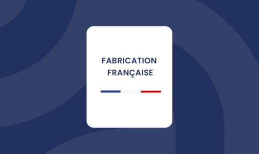 Fabrication française !